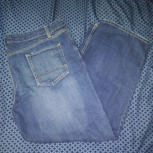 Plugg Size 44x32 Relaxed Blue Jeans!